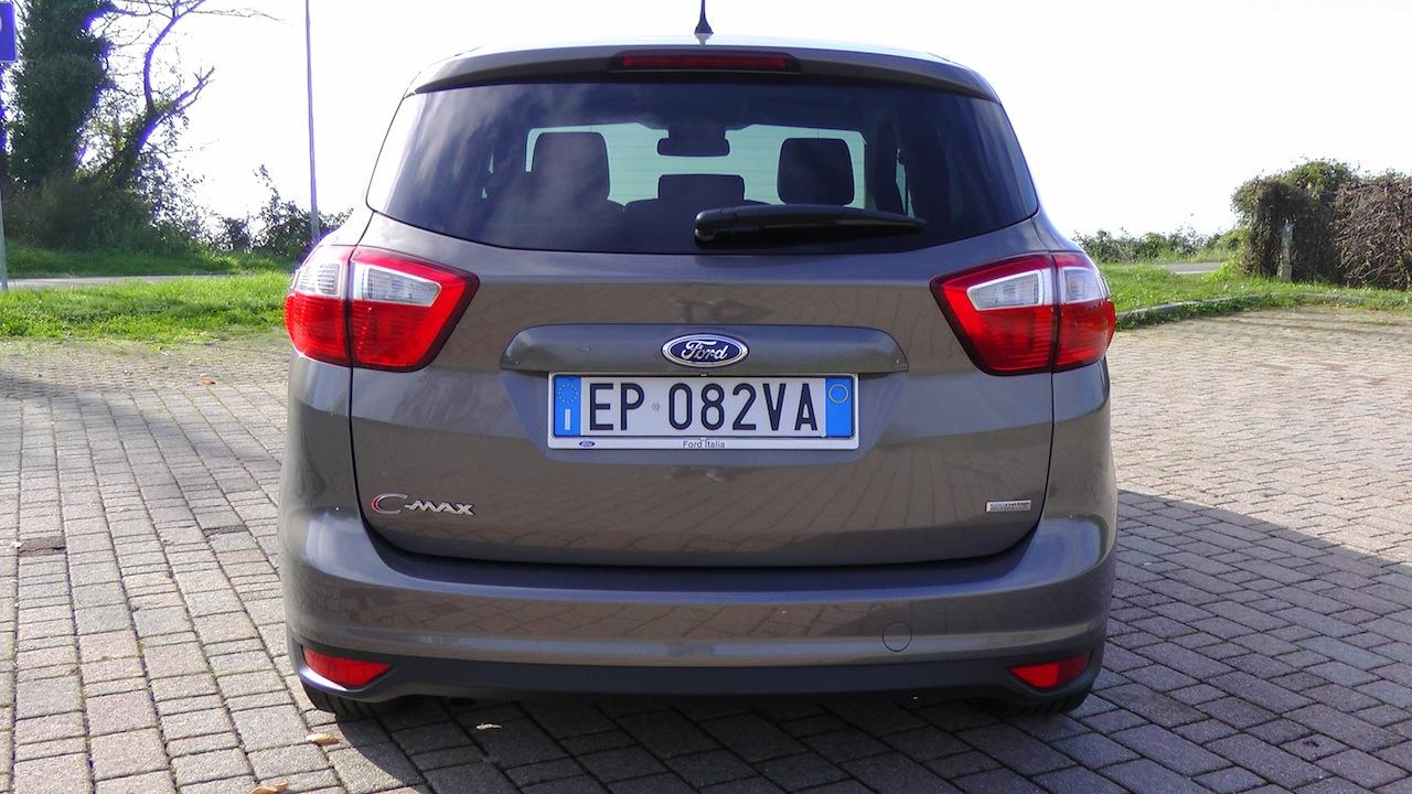 Sensori parcheggio ford c max